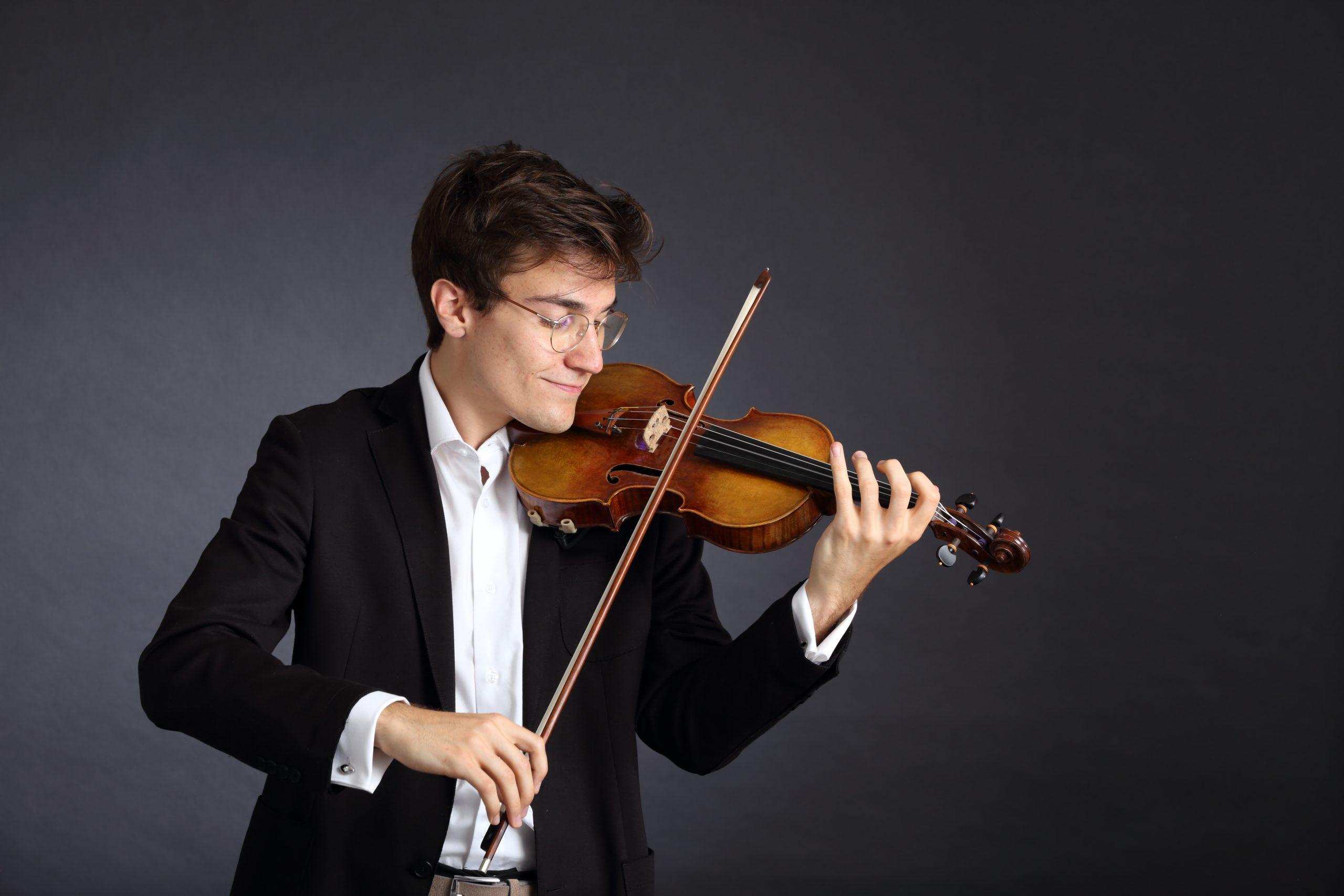 violon victor andrey